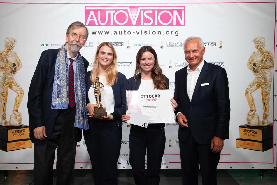 GrandPrix for Film (PRNewsfoto/AutoVision)