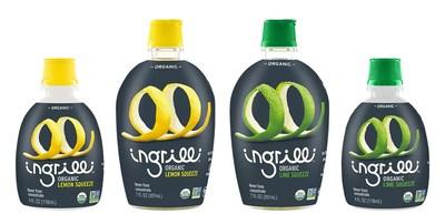 Ingrilli Citrus, Inc. - Ingrilli™ Organic Lemon Squeeze and Ingrilli™ Organic Lime Squeeze
