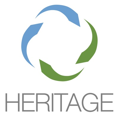 Heritage Environmental Services logo (PRNewsfoto/Heritage Environmental Services)