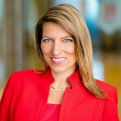 Daniella Foster, the new Head of Public Affairs and Sustainability for Bayer
