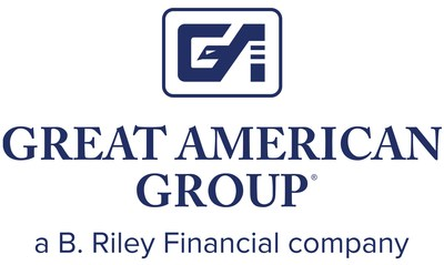 Great American Group Logo (PRNewsfoto/Great American Group, a B. Rile)