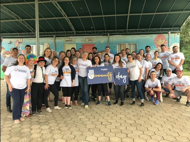 Whirlpool Corporation employees worldwide participate in Global Community Day