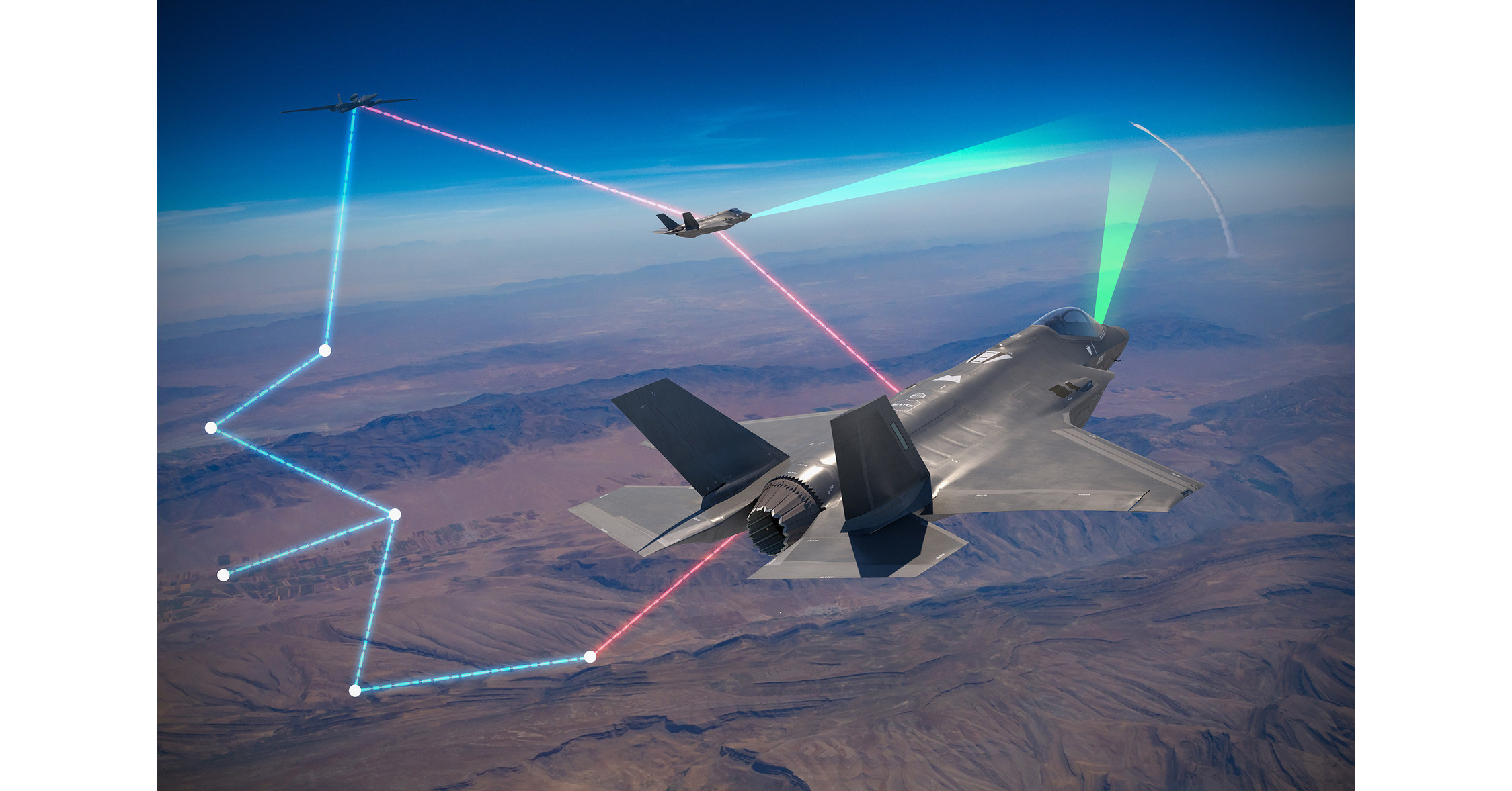 Lockheed Martin Skunk Works Project Riot Demonstrates Multi Domain Operations Sep 16 2019