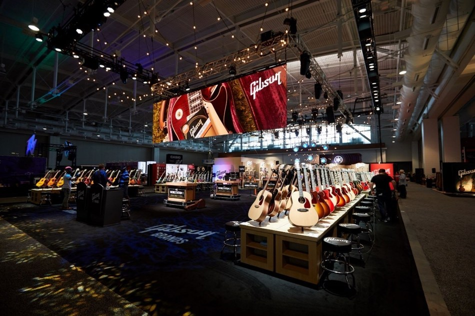 Summer Namm 2020.Gibson Returns To Japan And China October 2019