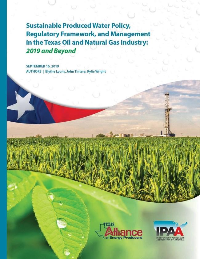 (PRNewsfoto/Texas Alliance of Energy Produc)