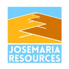 JOSE logo (CNW Group/Josemaria Resources Inc.)