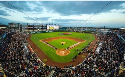 Las Vegas Ballpark®, home of the Las Vegas Aviators® Photo courtesy of The Howard Hughes Corporation®