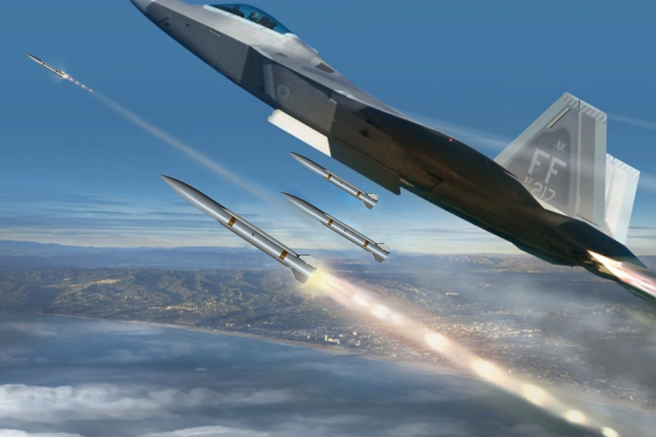 The Peregrine™ missile is a small, fast, lightweight air-to-air weapon for use against drones, manned aircraft and cruise missiles.