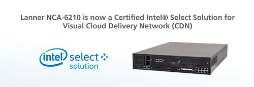 Lanner NCA-6210 is verified as an Intel® Select Solution for Visual Cloud Delivery Network (CDN). The integrated and verified hardware/software solution not only simplifying and accelerating the deployments of video content delivery, but also optimizing workloads for cloud-based graphic rendering, smart city media analytics, video transcoding/streaming and immersive AR/VR experience.