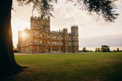 《唐顿庄园》拍摄地海克利尔城堡现在爱彼迎提供住宿预订
