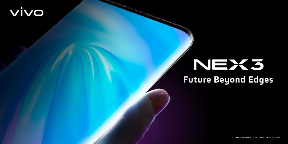 Vivo Goes Beyond Edges with the NEX 3 Series, Offering Users the Best All-Around 5G Experience