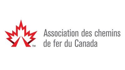 Logo : Association des chemins de fer du Canada (ACFC) (Groupe CNW/ASSOCIATION DES CHEMINS DE FER DU CANADA)