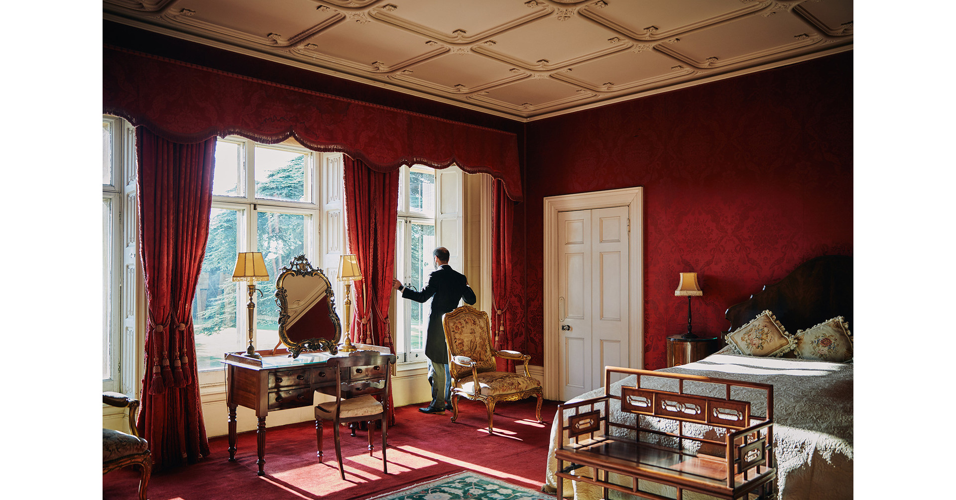 Highclere Castle Airbnb