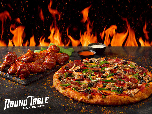 Round Table Pizza Login