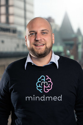 JR Rahn, Mindmed Co-Founder and Board Member
