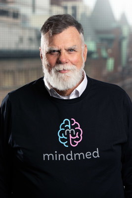Stephen Hurst, Mindmed Co-Founder & CEO