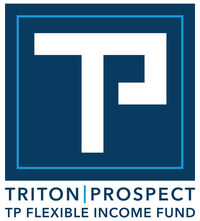 Triton Prospect Logo (PRNewsfoto/TP Flexible Income Fund, Inc.)