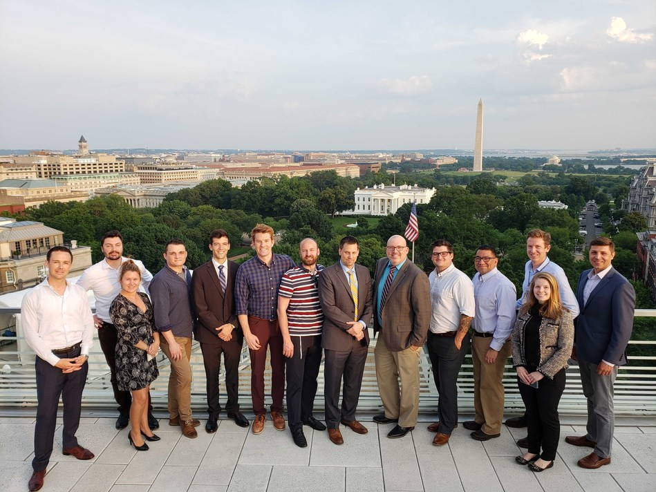 Wounded Warrior Project (WWP) renewed its support of HillVets, a national organization providing leadership training and mentorship in veterans' policy, defense policy, and communications and journalism in Washington, DC.