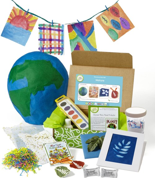 In a saturated subscription box market, Green Kid Crafts stands out through its thoughtfully developed and sustainable content—created by educators and scientists— which empowers kids to think creativity about environmental stewardship through development of STEAM skills, while helping families spend quality time together.