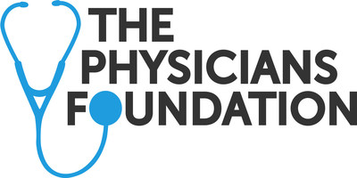 The Physicians Foundation Logo (PRNewsfoto/The Physicians Foundation)