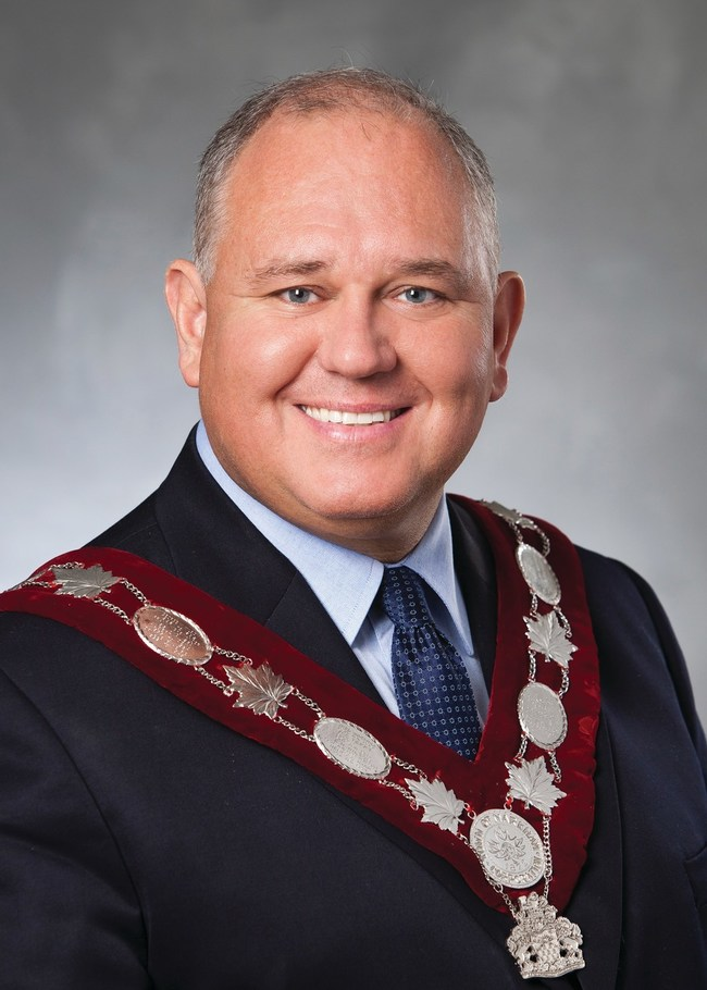 Markham Mayor Frank Scarpitti will welcome B2B landscape sofware firm to Markham