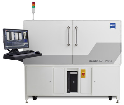 The ZEISS Xradia 620 Versa RepScan® system provides rich volumetric and linear measurements of buried features in advanced IC packages that cannot be achieved with existing methods, such as physical cross-section, 2D X-ray and microCT.
