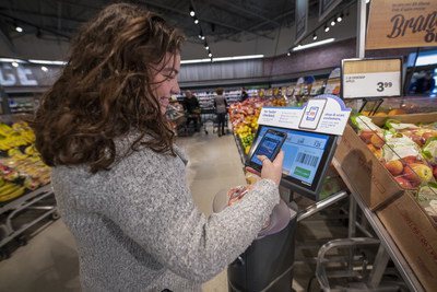 Midwestern retailer Meijer completed a 15-month initiative to offer the Shop & Scan technology at all its stores across the Midwest, rolling out the advanced checkout option to 44 stores throughout Southeastern Michigan today. The mobile app allows customers to shop and bag as they go, giving them the opportunity to avoid lines and personalize their shopping visit depending on their day.