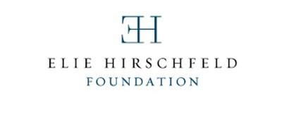 Elie Hirschfeld Foundation Logo (PRNewsfoto/Elie Hirschfeld Foundation)