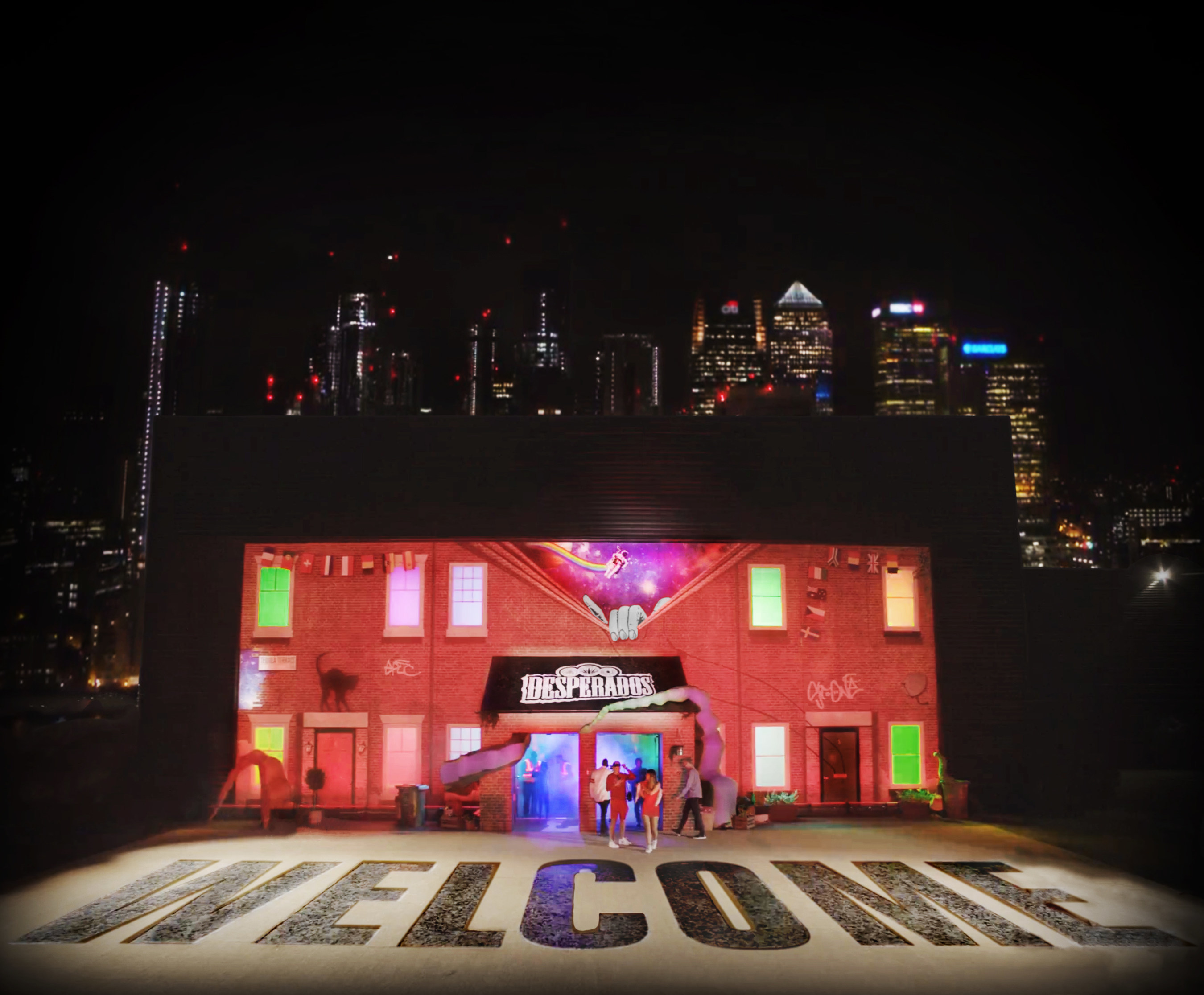 Desperados Welcomes Party Ideas From All Over The World For One Epic House Party