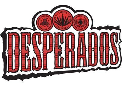 Desperados logo (PRNewsfoto/Desperados)