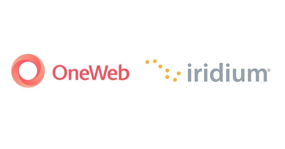 Iridium and OneWeb have signed an MoU.