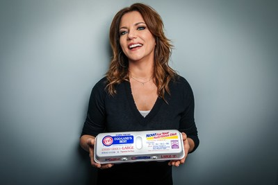 Country music singer-songwriter, Martina McBride partners with Eggland's Best (1)