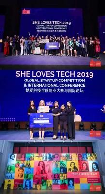 She Loves Tech 2019