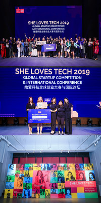 She Loves Tech, World's Largest Startup Competition For Women and Technology Helps Startups Raise More Than USD100m in Its 5th Year