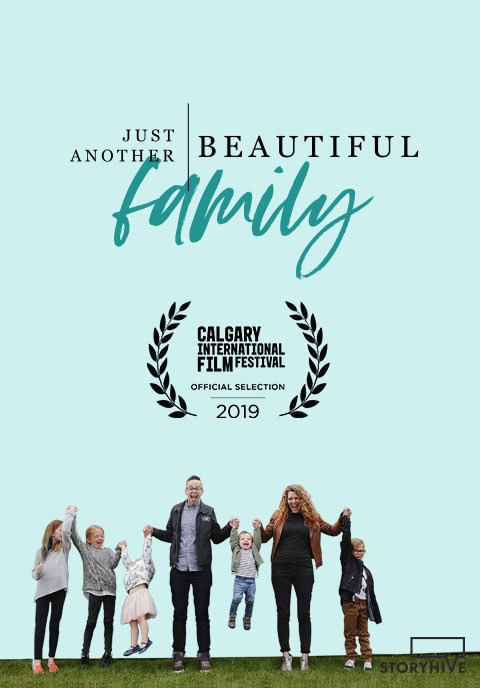Just Another Beautiful Family, a short documentary by first-time filmmakers Katherine and Nick North, will premiere at Calgary International Film Festival.