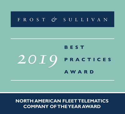 Fleet Complete Earns Acclaim from Frost & Sullivan for Harnessing Telematics to Drive the Fleet IoT Market towards Superior Connectedness