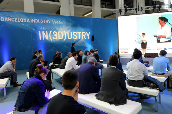 INDUSTRY From Needs to Solutions: Industry 4.0 meets in Barcelona