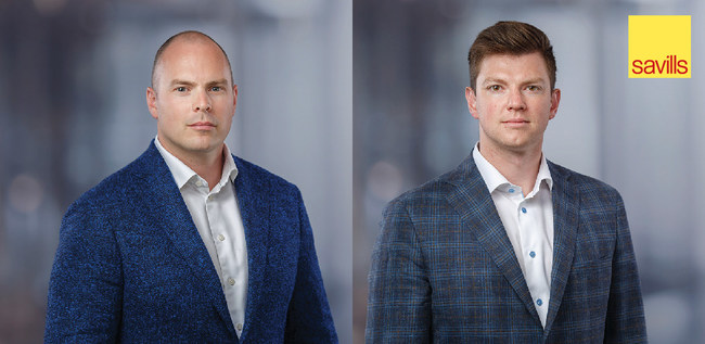 Savills has launched a new office in Calgary, Alberta, establishing the global real estate firm's presence in the local market. Industry experts Joshua Hamill and Adam Stewart, joining from Cresa, will extend the Savills platform of commercial tenant-focused services and solutions throughout western Canada.
