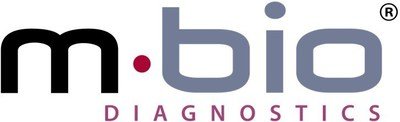 MBio Diagnostics logo (PRNewsfoto/MBio Diagnostics)