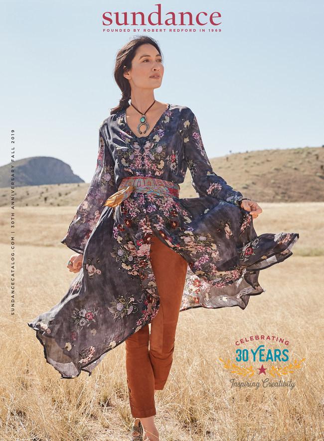 The 30th Anniversary Fall Sundance Catalog Cover
