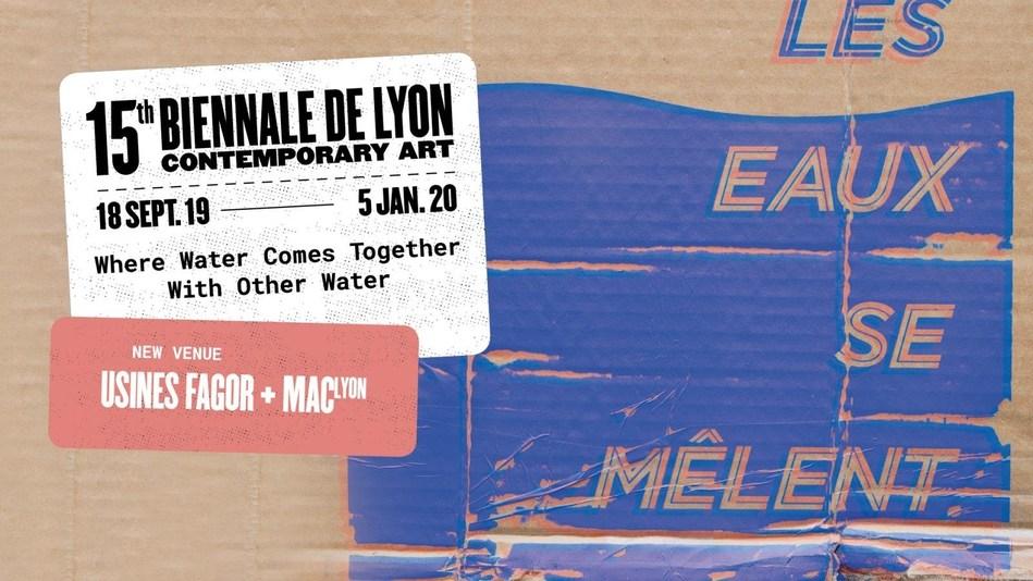 Courtesy of Biennale de Lyon 2019