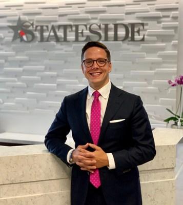 Stateside Associates Promotes Johnathan Lozier to Vice President