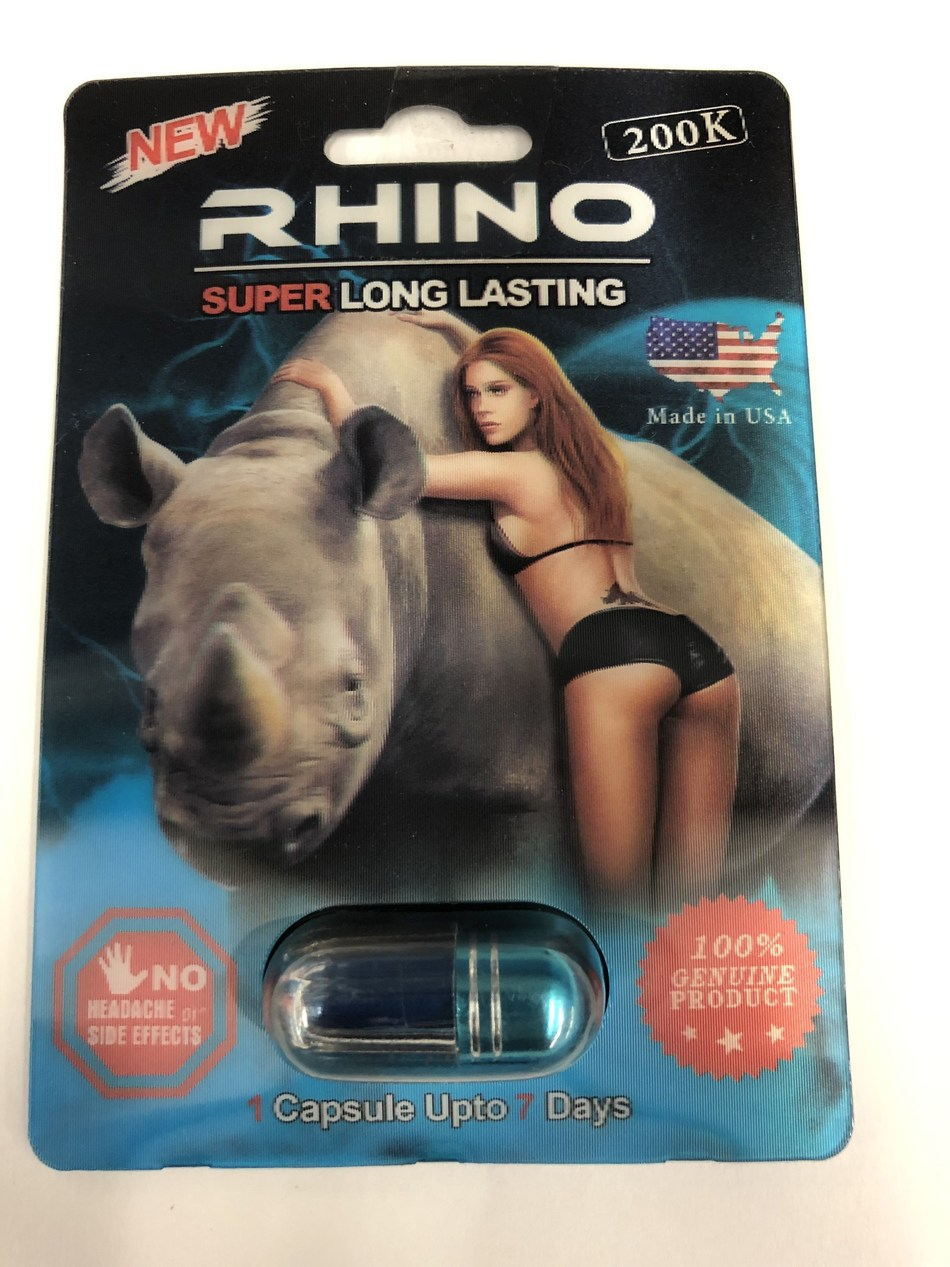 Rhino Super Long Lasting 200K (CNW Group/Health Canada)