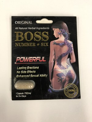 Boss Number #Six (CNW Group/Health Canada)