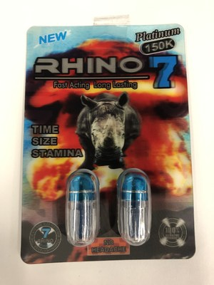 Rhino 7 Platinum 150K (Groupe CNW/Santé Canada)