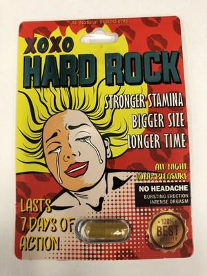 XOXO Hard Rock (Groupe CNW/Santé Canada)