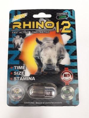 Rhino 12 Titanium 200K (Groupe CNW/Santé Canada)