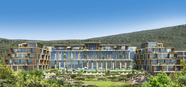 The Ritz-Carlton, Montenegro is scheduled to open in 2024 and design plans for the hotel include 120 elegantly appointed guestrooms and suites.