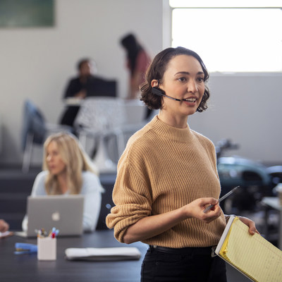 Poly Introduces the next generation of Savi wireless headsets to enable workplace communication and collaboration.