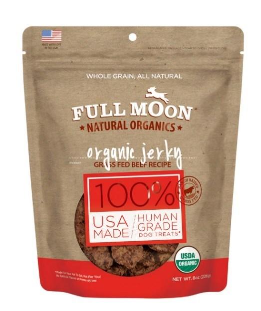 Silver Award for Full Moon Pet Food